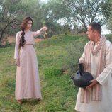 Paz Vega y Massimo López en 'Las mil y una noches'