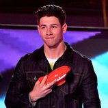 Nick Jonas presentó los Nickelodeon's 28th Annual Kids' Choice Awards