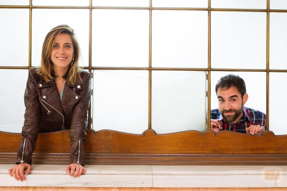 ... Jon Plazaola, los protagonistas de 'Allí Abajo': Fotos - FormulaTV