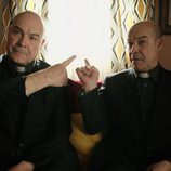Antonio Resines en el primer episodio de 'Aquí Paqz y después Gloria'