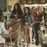 Imagen del segundo episodio de 'Aquí Paz y después Gloria'