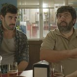 Fermín y Manolo en el segundo episodio de 'Aquí Paz y después Gloria'