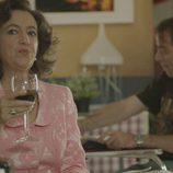 Cuca en el segundo episodio de 'Aquí Paz y después Gloria'