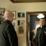 Imagen del tercer episodio de 'Aquí Paz y después Gloria'