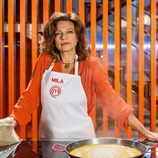 Mila, concursante de la tercera temporada de 'Masterchef'