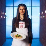 Andrea, concursante de la tercera temporada de 'Masterchef'