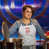 Sara, concursante de la tercera temporada de 'Masterchef'