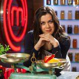 Lidia, concursante de la tercera temporada de 'Masterchef'