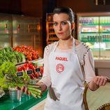 Raquel, concursante de la tercera temporada de 'Masterchef'