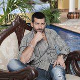 Ruben Cortada en la segunda temporada de 'El Príncipe'