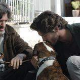 Bosco, Ruso y Víctor en el primer episodio de 'Bajo sospecha'