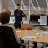 Alex González en el primer capítulo de la segunda temporada de 'El Príncipe'
