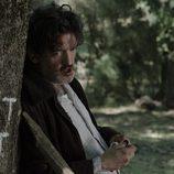 Bosco herido en el tercer episodio de 'Bajo sospecha'