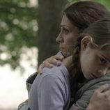 Carmen y Nuria en el cuarto episodio de 'Bajo sospecha'