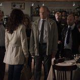 El comisario Casas se enfrenta a Begoña en el quinto episodio de 'Bajo sospecha'