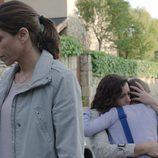 Nuria vuelve con su madre en el quinto episodio de 'Bajo sospecha'