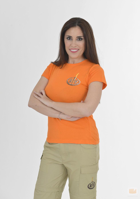 Isabel Rábago, concursante de 'Supervivientes 2015'