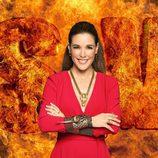 Raquel Sánchez Silva, presentadora de 'Supervivientes 2015'