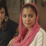Hiba Abouk en el segundo episodio de la segunda temporada de 'El Príncipe'