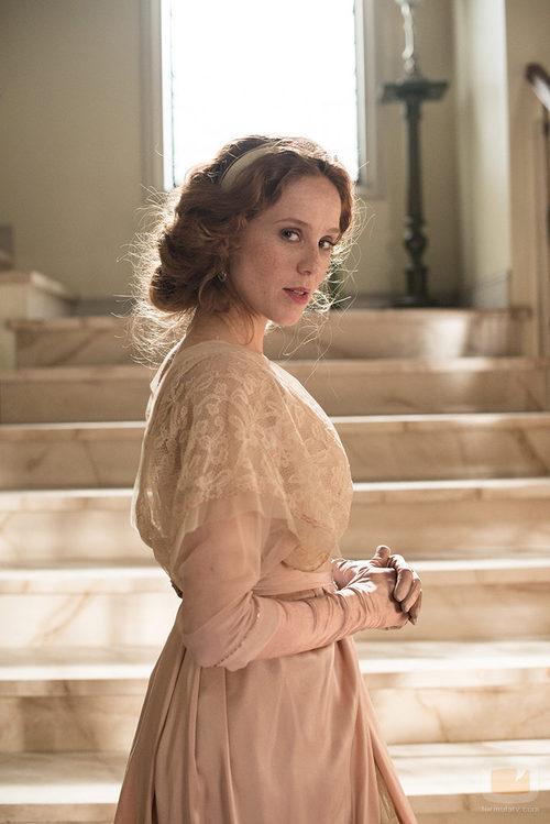 Maria Castro interpreta a Francisca en 'Seis hermanas'