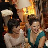 Constance Zimmer y Sophia Bush en la Cena de Corresponsales de la Casa Blanca