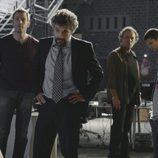 Los agentes interrogan a un sospechoso en el tercer capítulo de la segunda temporada de 'El Príncipe'