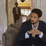 Khaled en el tercer capítulo de la segunda temporada de 'El Príncipe'