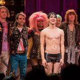 """Darren Criss en el debut de """"Hedwig And The Angry Inch"""""""
