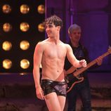 """Darren Criss en  """"Hedwig And The Angry Inch"""""""