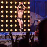 """Darren Criss da un gran salto en su debut en """"Hedwig And The Angry Inch"""""""