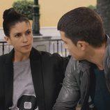 Álex González y Nerea Barros en el cuarto capítulo de la segunda temporada de 'El Príncipe'