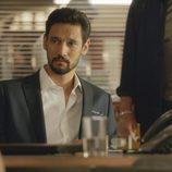 Khaled en el cuarto capítulo de la segunda temporada de 'El Príncipe'