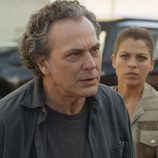 José Coronado y Álex González en el quinto capítulo de la segunda temporada de 'El Príncipe'