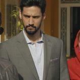 Khaled y Fátima hablan con Morey en el quinto capítulo de la segunda temporada de 'El Príncipe'