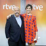 José María Íñigo y Julia Varela, tándem de comentaristas para Eurovisión