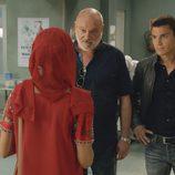 Morey y Quílez en el hospital en el sexto episodio de la segunda temporada de 'El Príncipe'