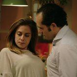 Rober y Carmen en el séptimo capítulo de 'Allí abajo'