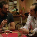 Iñaki y Rober en el séptimo capítulo de 'Allí abajo'