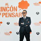 Risto Mejide, presentado en una rueda de prensa, 'Al Rincón de Pensar'