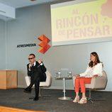 Risto Mejide en la presentación de 'Al Rincón de Pensar'