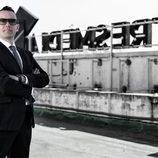 El presentador de 'Al Rincón de Pensar', Risto Mejide