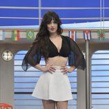 Sara Vega es Tere en 'Anclados'