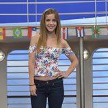 Veki Velilla es Olivia en 'Anclados' en 'Anclados'