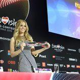 Edurne actuará en la segunda parte de la Final de Eurovisión 2015