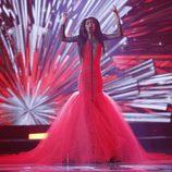 Aminata, Letonia, en la semifinal 2 de Eurovisión 2015