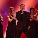 Knez, Montenegro, en la semifinal 2 de Eurovisión 2015