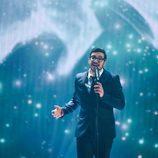 John Karayiannis, Chipre, en la semifinal 2 de Eurovisión 2015