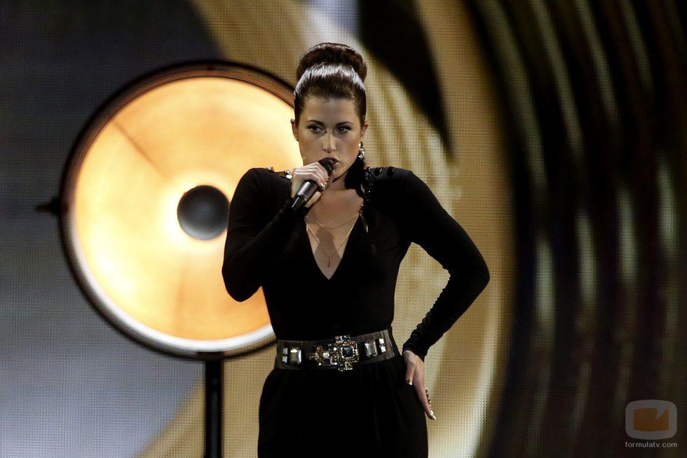 Ann Sophie, Alemania, en la Final de Eurovisión 2015