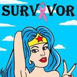 """Wonder Woman en la colección """"Survivor"""" de Alexandro Palombo"""