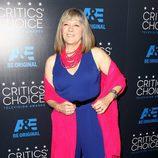 La actriz Mimi Kennedy en los Critics' Choice Awards 2015